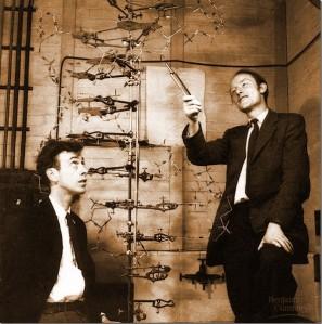 Watson James dan Crick Francis